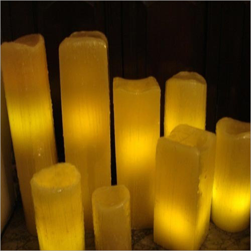 Cylinder Candles