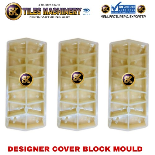 Designer Cover Block Mould