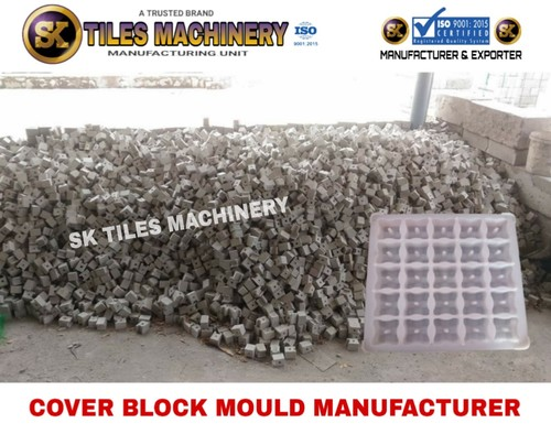 Cement Block Mould