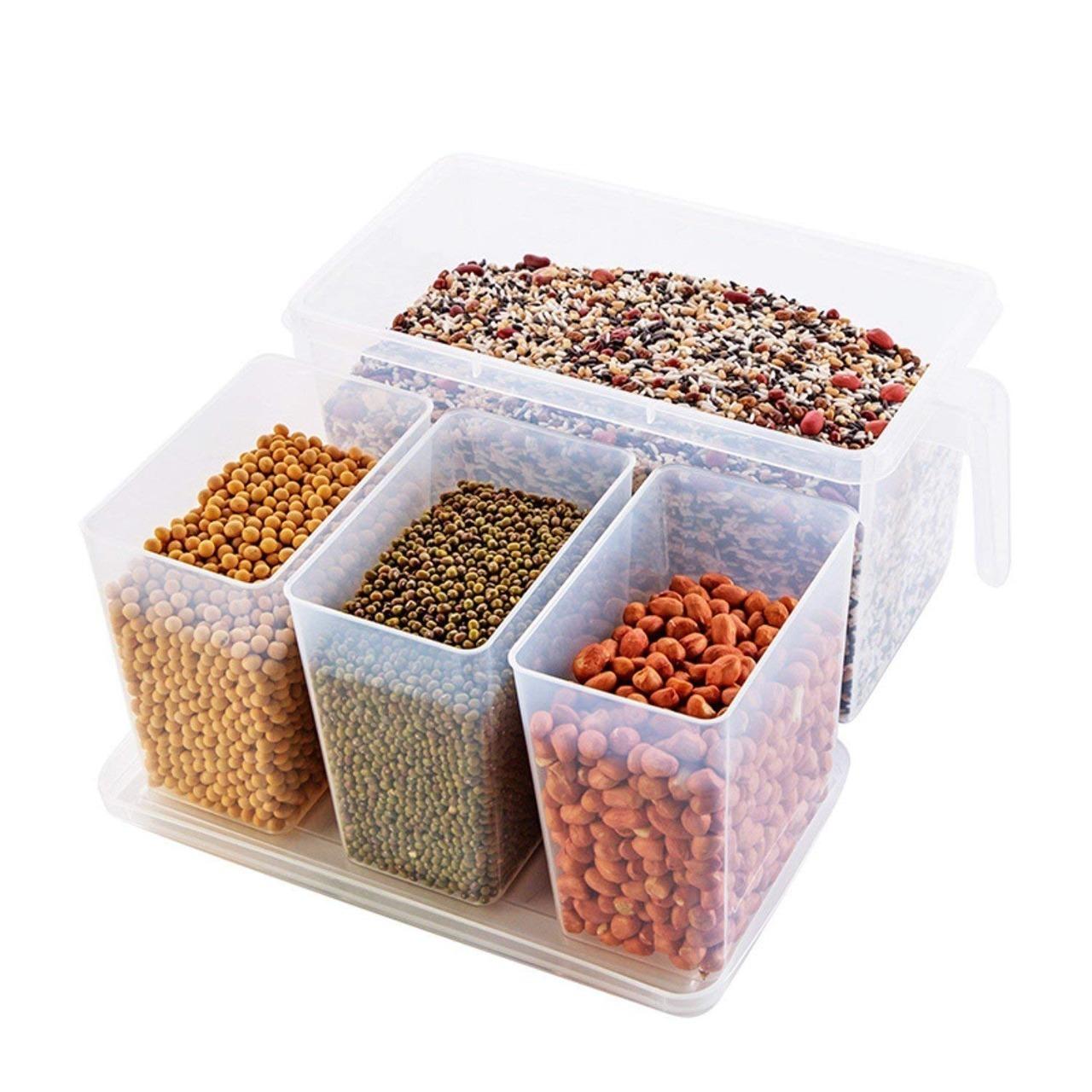 Spice Storage Rack