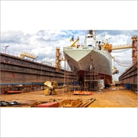 Ship Building Blasting and Painting  Services
