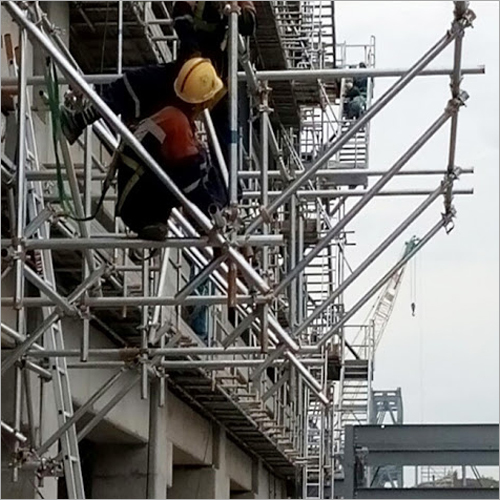 Industrial Scaffolding Services