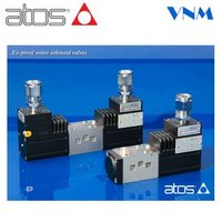 Atos - Flame proof Valves