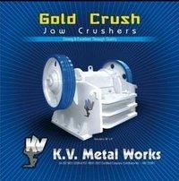 Gold Crush Jaw Crushers