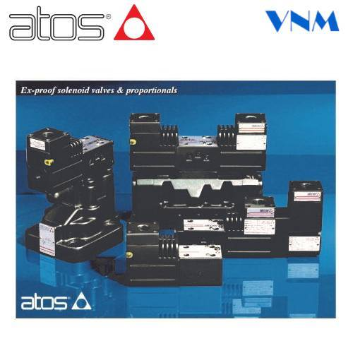 Atos Explosion proof valves