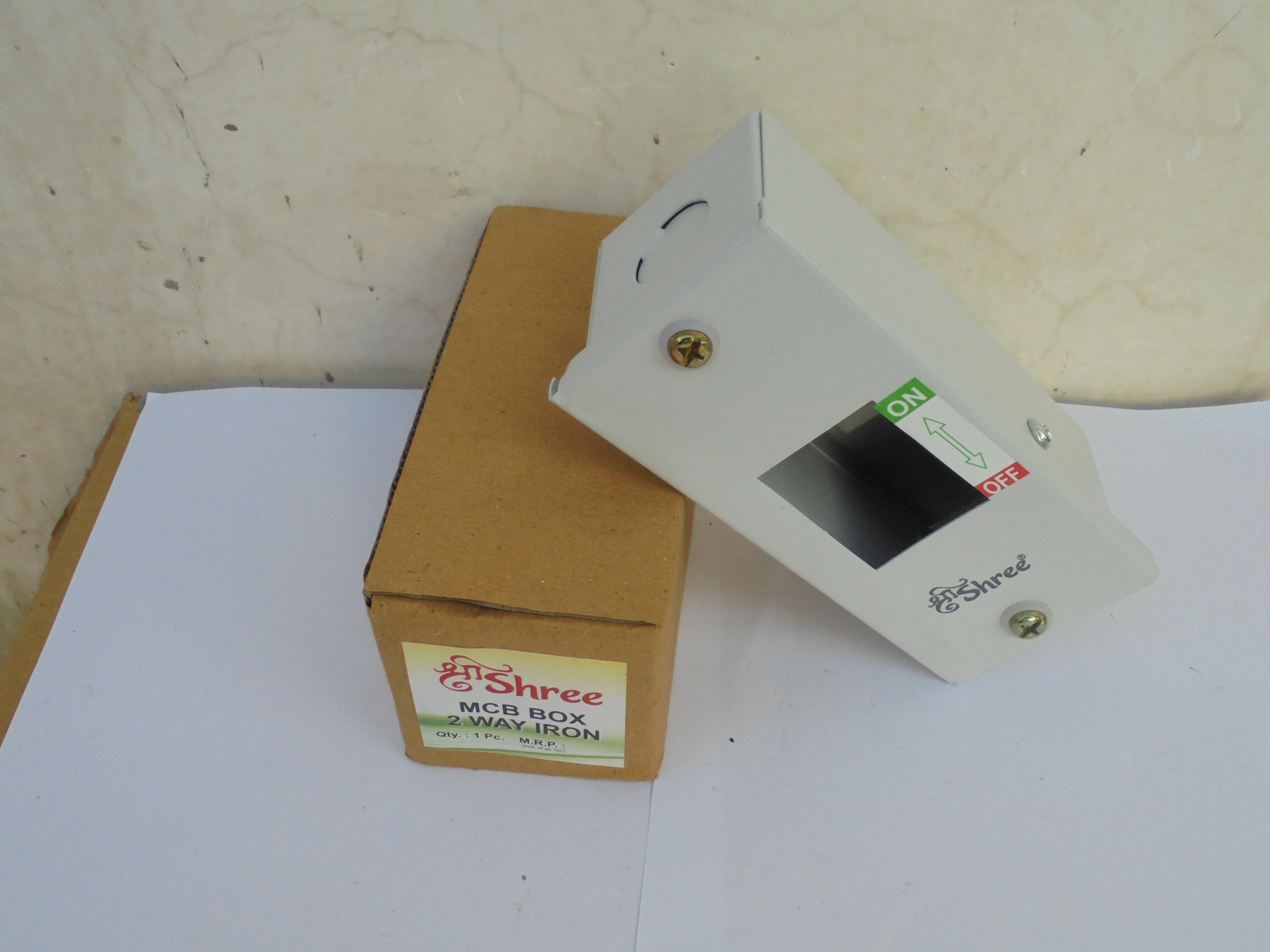 MCB Enclosure Box