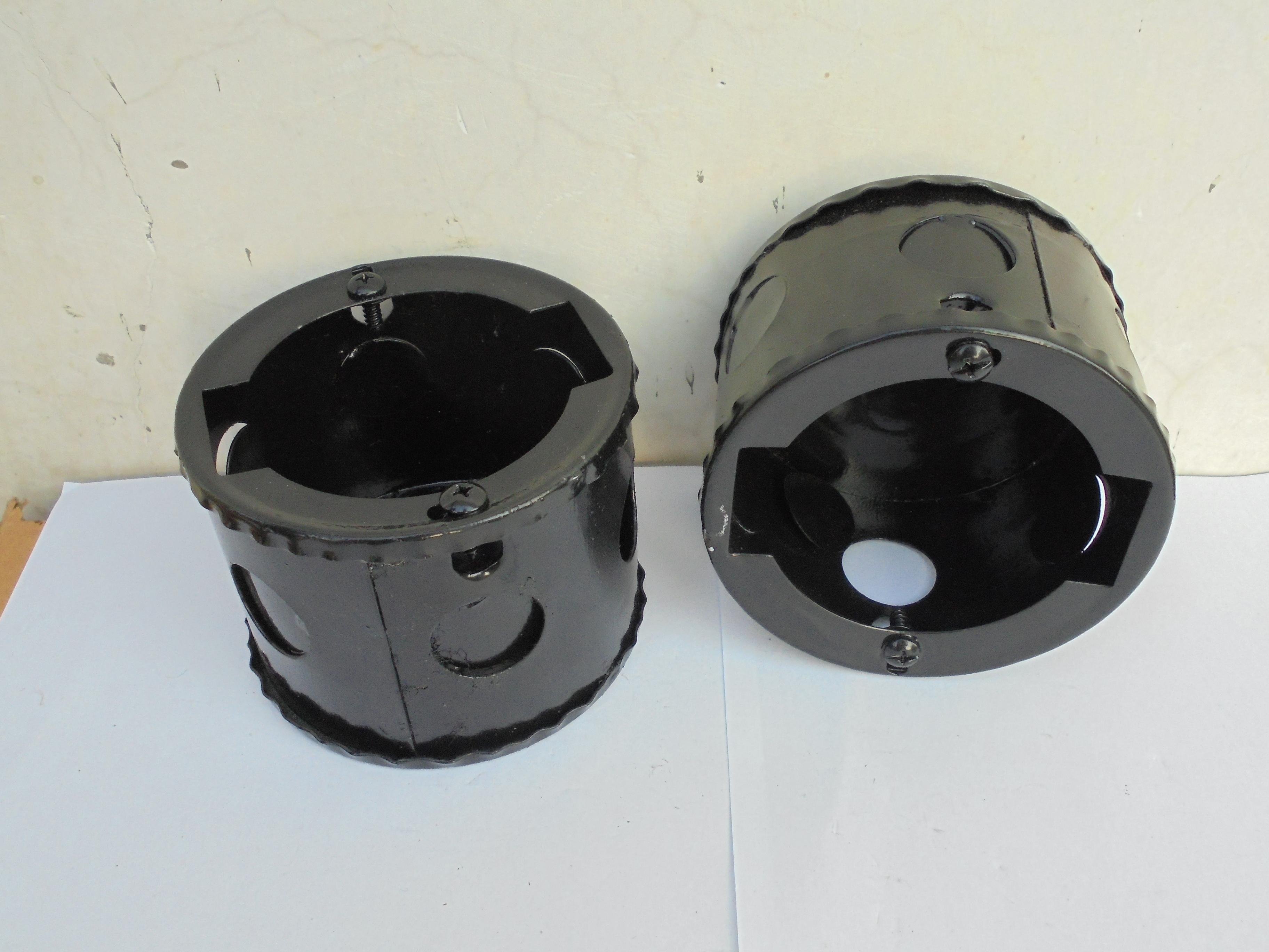 Powder Coated Concealed Box