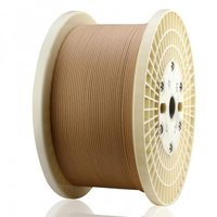 Paper wrapped aluminium wire/paper wrapped copper wire