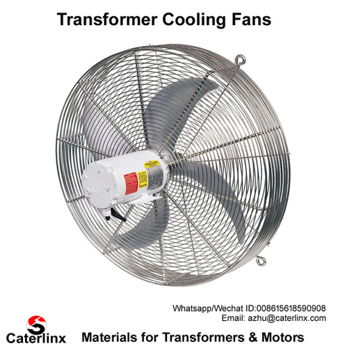 Cooling Fans for Transformers