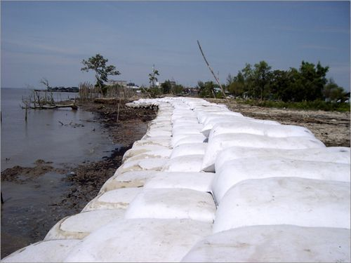 Nonwoven Geotextile Bags