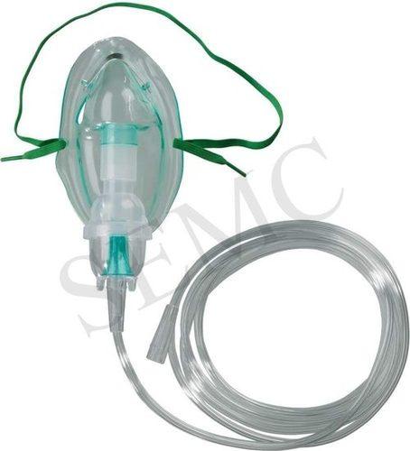 Nebulizer Adult Mask Fits On Every Nebulizer