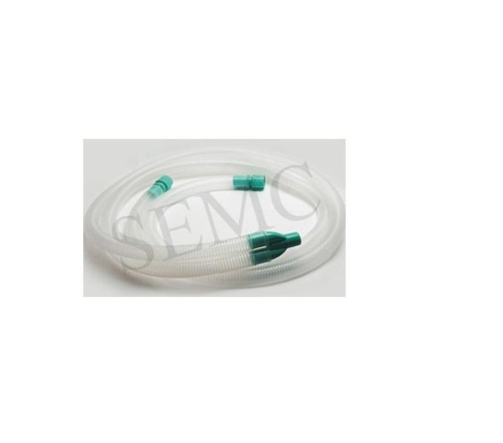Plastic Plain Ventilator Circuit
