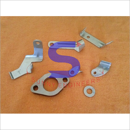Automotive Sheet Metal Brackets