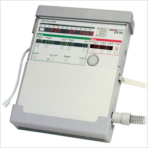 Pulmonetic Respiratory Ventilator