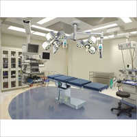 PVC Modular Operation Theater Setup