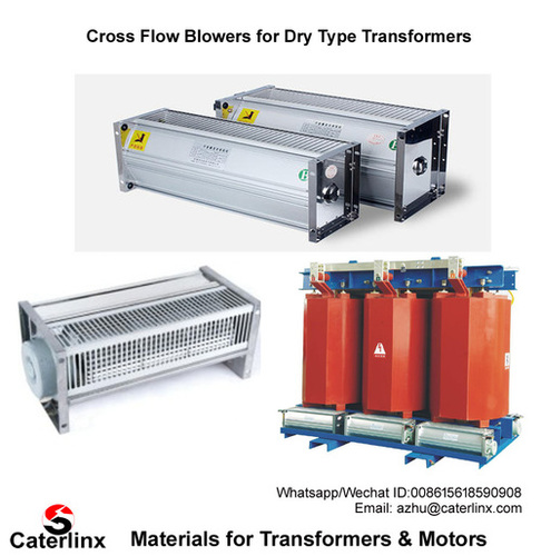 Cross Flow Blowers for Dry Type Transformers