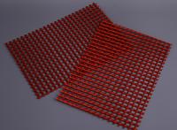 Epoxy Fiberglass Mesh Fabric/Resin impregnated glass fiber mesh for Dry Type Transformers
