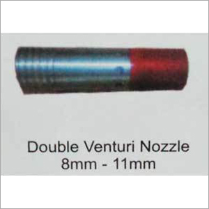 Double Venturi Nozzle