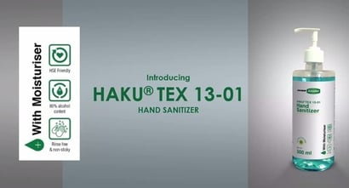 Hand Sanitizer (With Moisturiser)