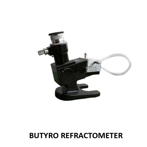 Butyro Refractometer (Oil & Sugar Refractometer)
