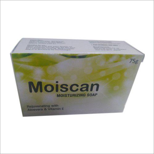 Moiscan Moisturizing Soap