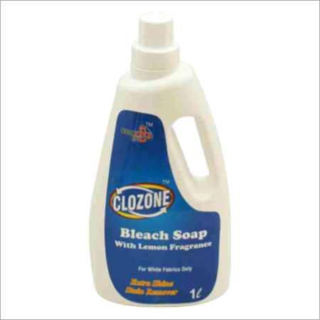 Clozone Bleach Soap With Lemon Frangrance