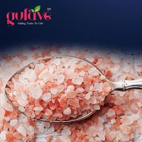 K-pink Rock Crystal Salt