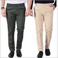 Mens Plain Trouser