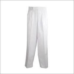 School White Pant