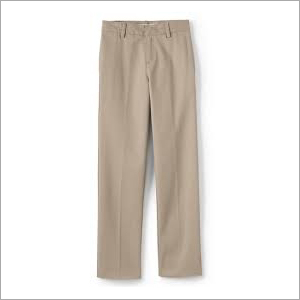 School Plain Pant