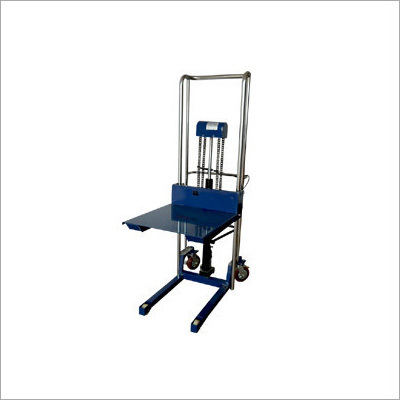 Mild Steel Manual Pipe Stacker