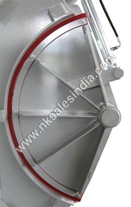 Batching Plant Mixer Discharge Gate Repair & Service