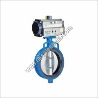 Pneumatic Water Butterfly Valve
