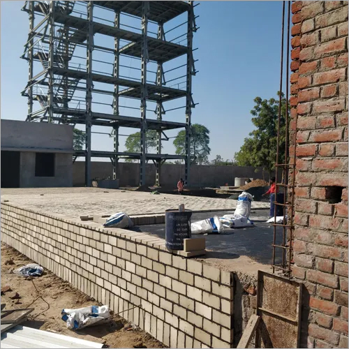 Acid Proof Brick Lining