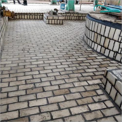 Industrial Acid Resistant Tile Lining