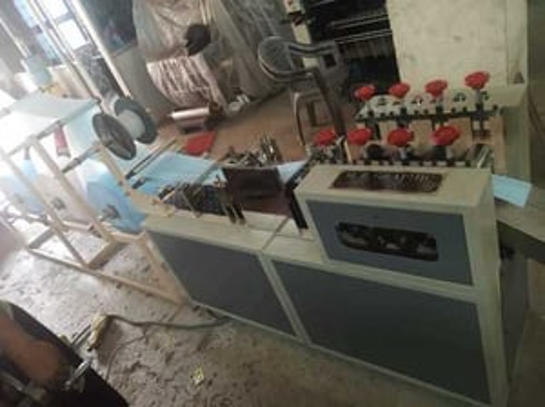 Automatic Mask Making Machine