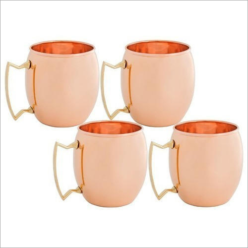 Pure Copper Mugs