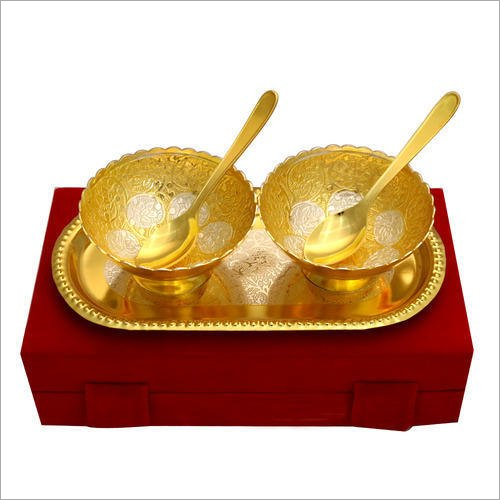 Silver Plated Bowl Gifts Set