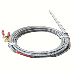 RTD Temperature Sensor With Extension