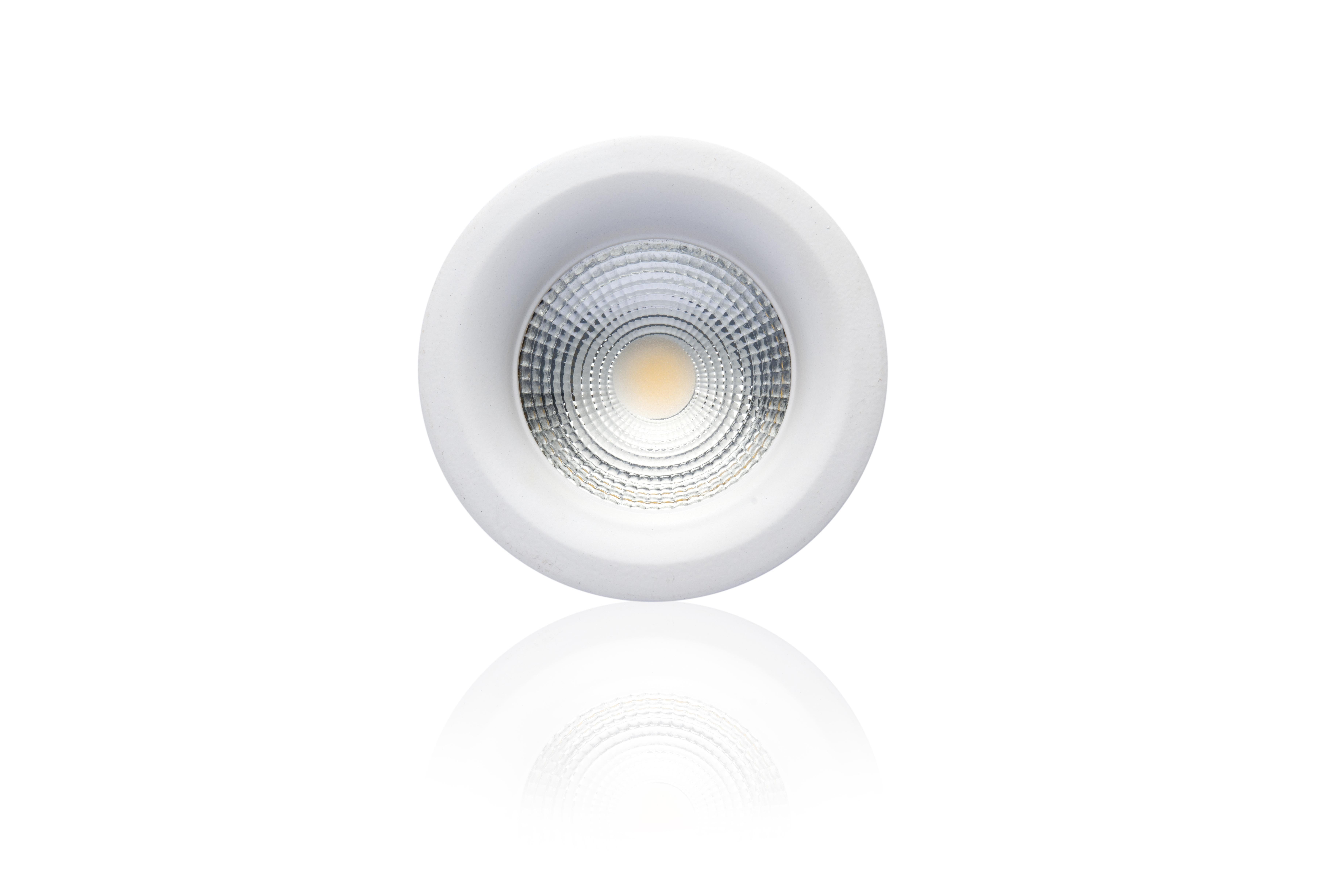 Curvy cob Spot light