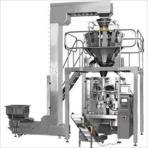 Stainless Steel Multi Head Weigher Pouch Packing Machine
