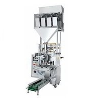 Stainless Steel Four Head Weigher Pouch Packing Machine