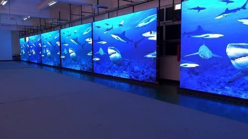 Led display screen