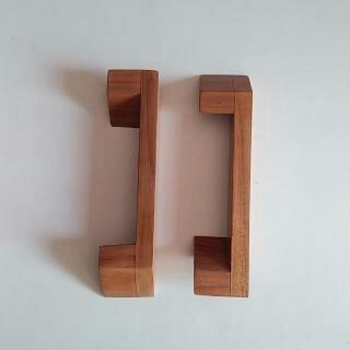 Kitchen Cabinet Wooden Handle