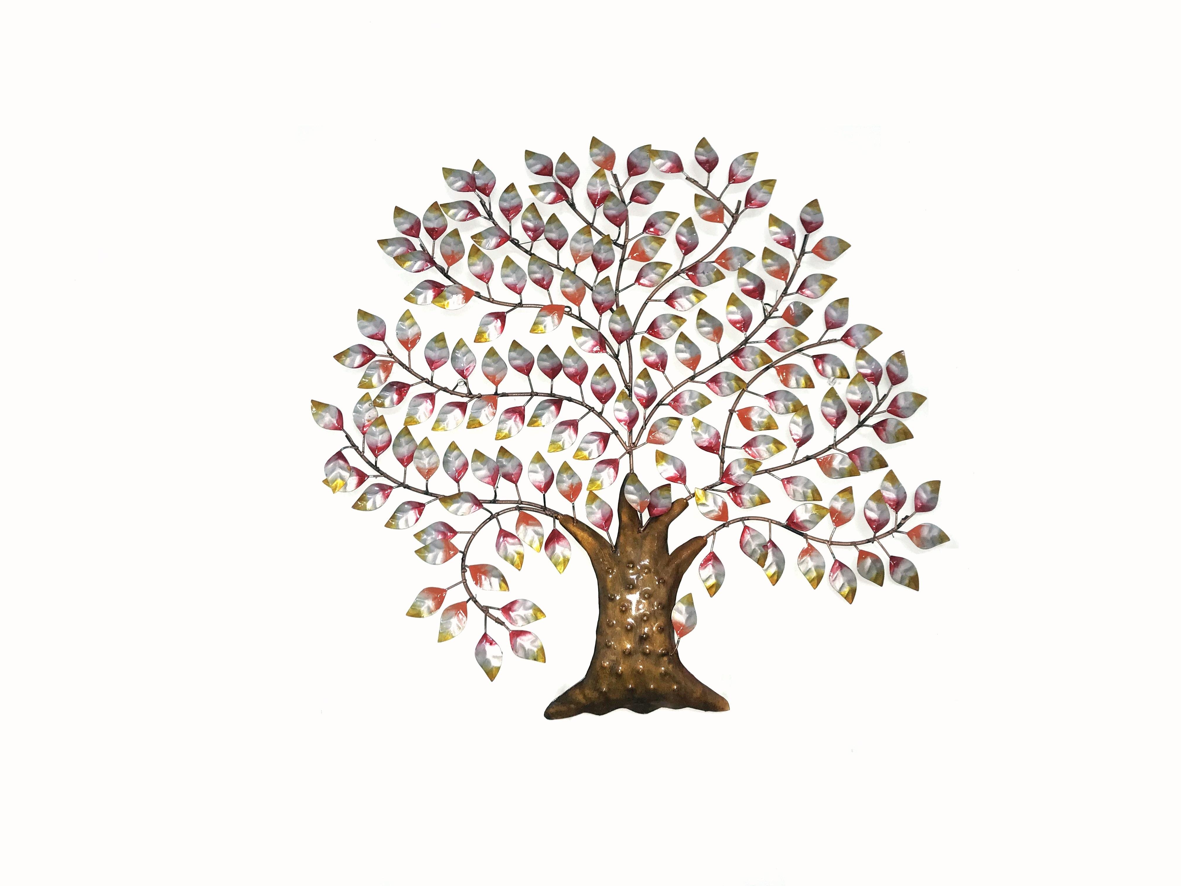 Colored Decorative Tree