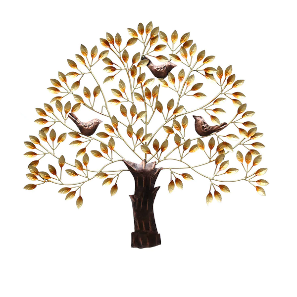 The Bird On Tree