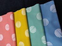 Discharge Printed dobby Fabrics