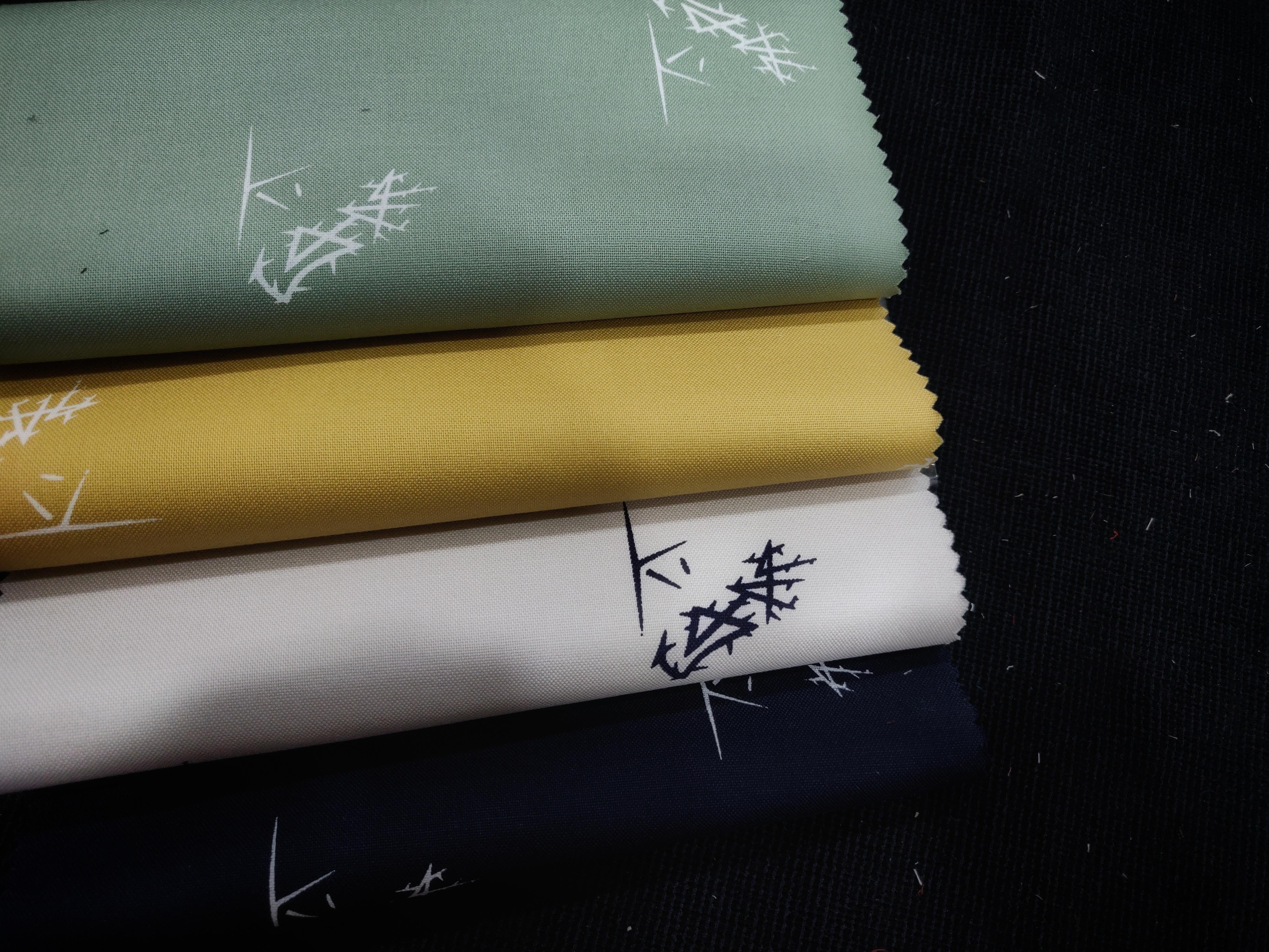 Cotton Printed Shirting Fabric