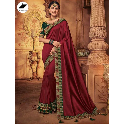 Wedding Sarees - Get The Perfect Bridal Look With These 40 Sarees