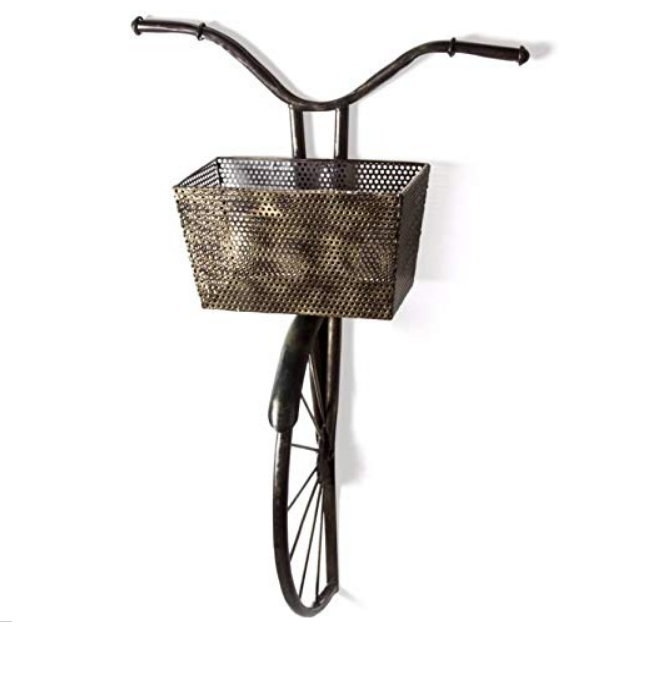 Beautiful Metal Cycle with Basket